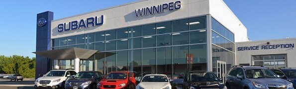 Jim Pattison Subaru Winnipeg