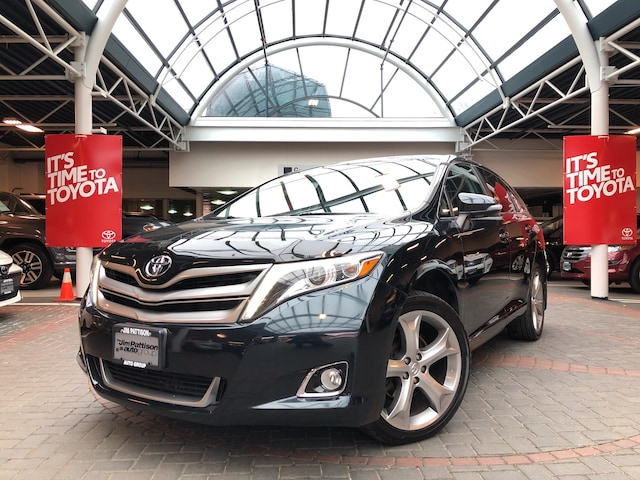 2013 Toyota Venza AWD Touring Package SUV