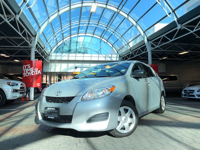 2014 Toyota Matrix Convenience Package Hatchback