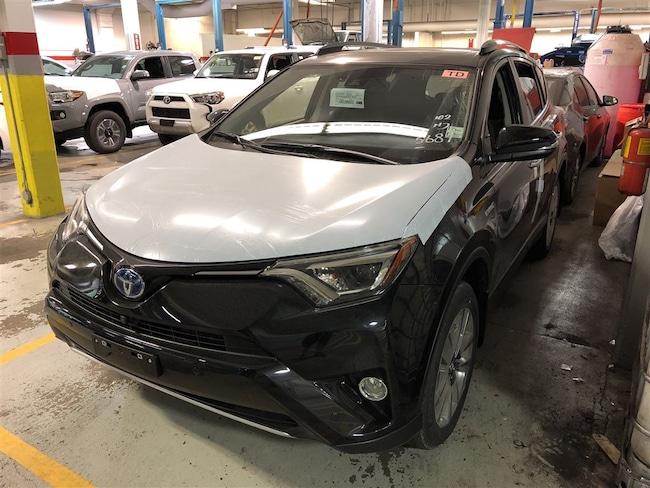 2018 Toyota RAV4 Hybrid Limited AWD SUV
