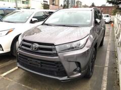 2019 Toyota Highlander XLE SE Package SUV