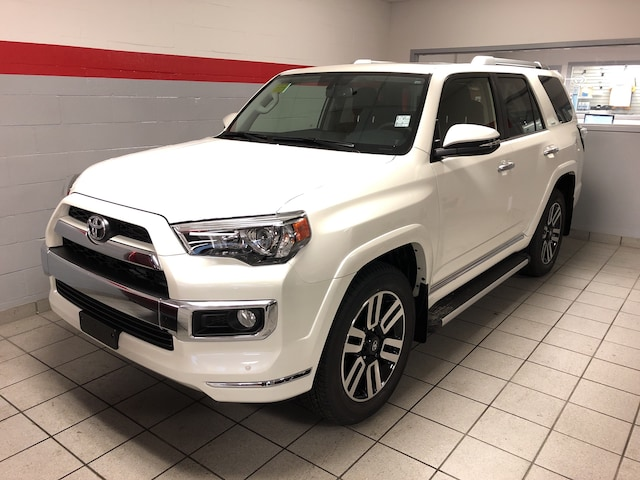 2019 Toyota 4Runner Limited Package 7-Passenger SUV