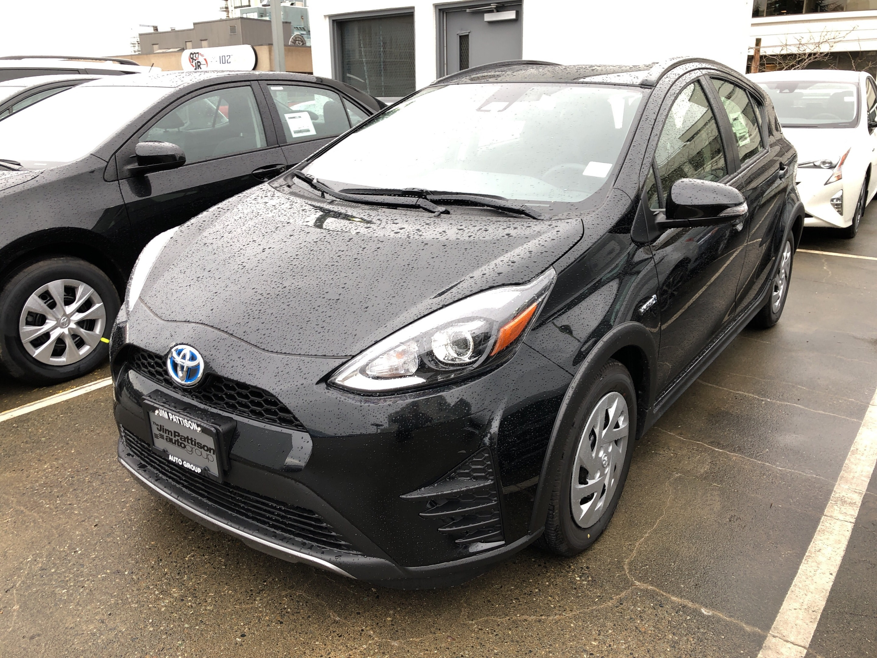 2018 Toyota Prius c Upgrade Package Hatchback