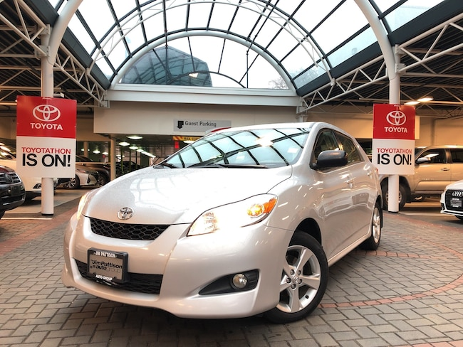 2014 Toyota Matrix Sport Hatchback