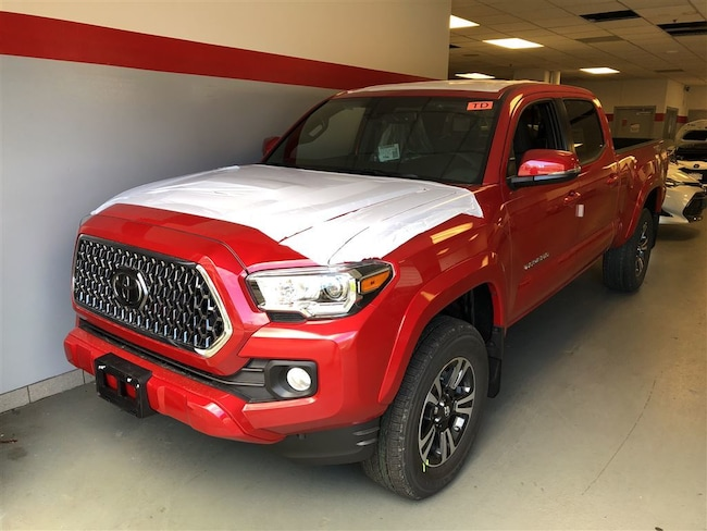 2018 Toyota Tacoma TRD SPORT PACKAGE Truck Double Cab