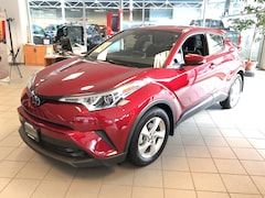 2019 Toyota C-HR XLE Package with Premium Paint SUV
