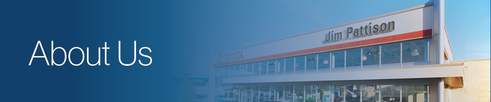 About Jim Pattison Toyota Northshore
