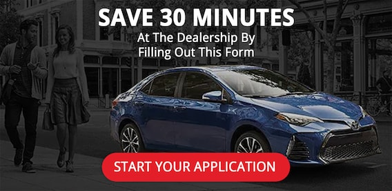 Car Dealer That Accept Bad Credit >> Car Financing Application Jim Pattison Toyota Victoria