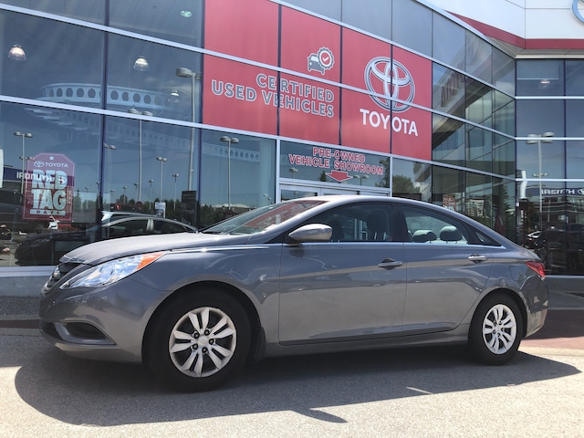 2013 Hyundai Sonata GL at