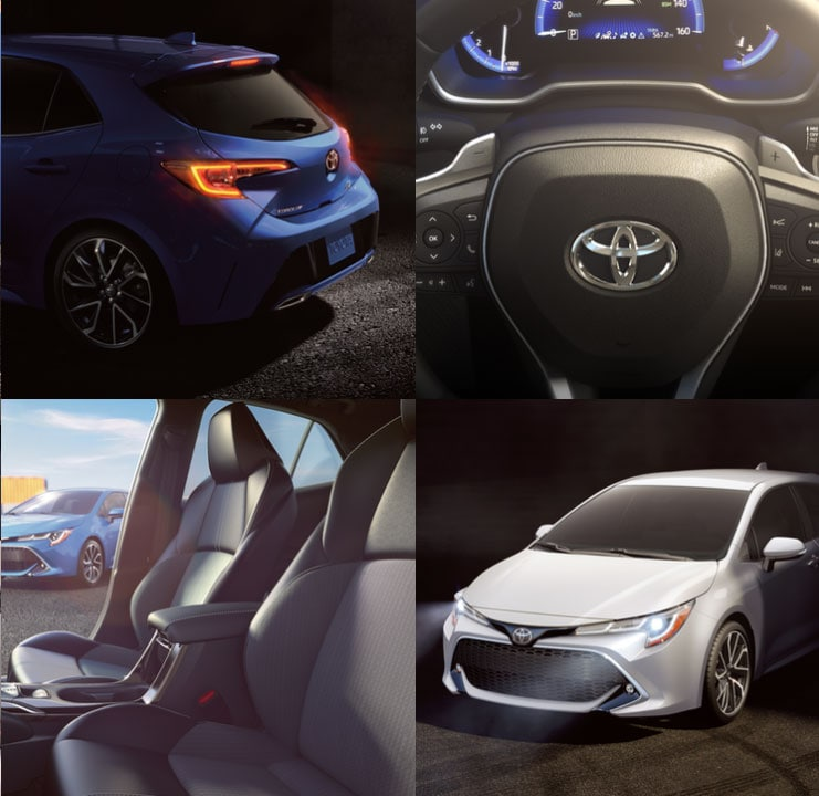 Performance And Design Highlight The All New 2020 Toyota: 2019 Toyota Hatchback In Winnipeg