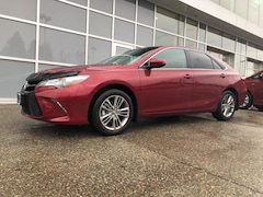 2017 Toyota Camry 4-Door Sedan SE 6A SE Sedan
