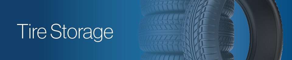 seasonal tire storage - Winnipeg