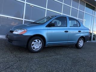 2000 Toyota Echo 4Dr Sedan Sedan