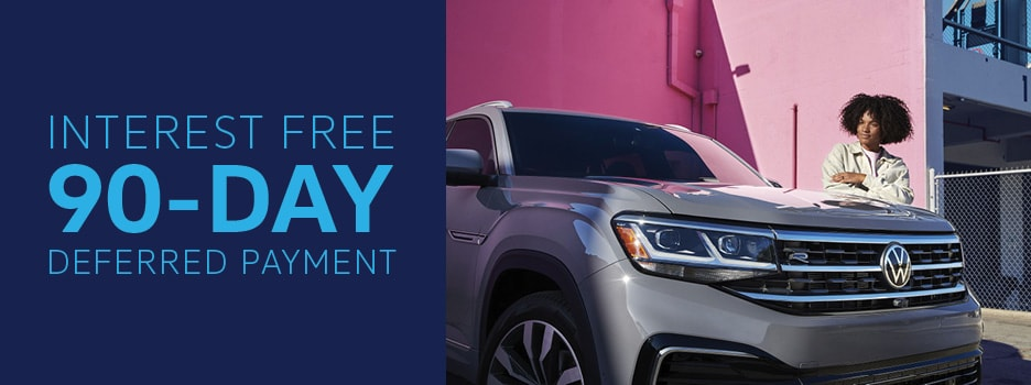 Interest Free 90-Day Deferred Payment
