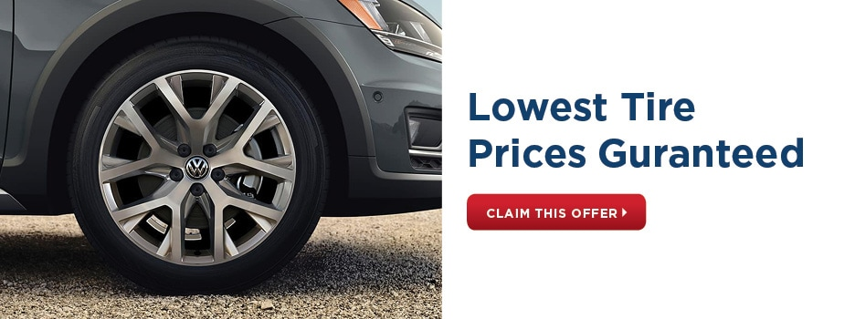 Lowest Tire Prices Guaranteed