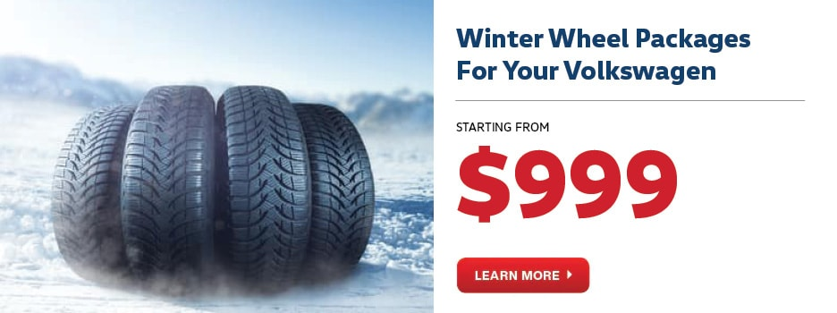 Winter Wheel Packages Starting From $999