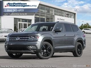 2018 Volkswagen Atlas Highline 3.6L 8sp at w/Tip 4motion SUV