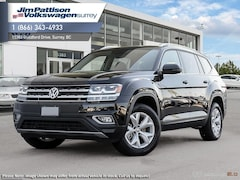 2018 Volkswagen Atlas 3.6 FSI Highline SUV