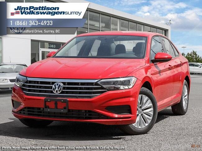 2019 Volkswagen Jetta 1.4 TSI Comfortline Sedan
