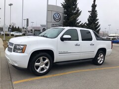 2010 Chevrolet Avalanche LTZ 4WD 1SF w/Rear DVD and Navigation System Truck Crew Cab