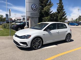 2018 Volkswagen Golf R 5-Dr 2.0T 4motion at DSG With Driver Assistance/Pe Hatchback