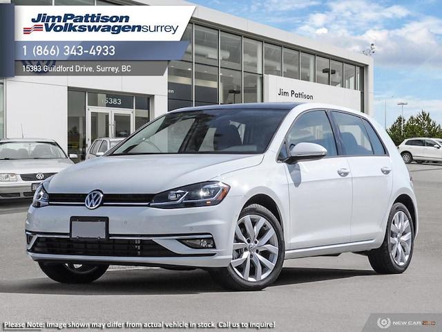 2019 Volkswagen Golf 1.4 TSI Execline Hatchback