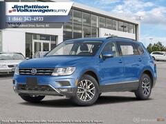 2018 Volkswagen Tiguan Comfortline SUV
