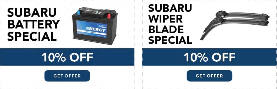 10% off Wiper Blade and/or Battery