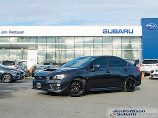 2017 Subaru WRX STI Sport-tech Sedan