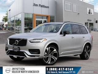 2020 Volvo XC90 T6 R-Design - NEW VEHICLE - $10,000 OFF! SUV