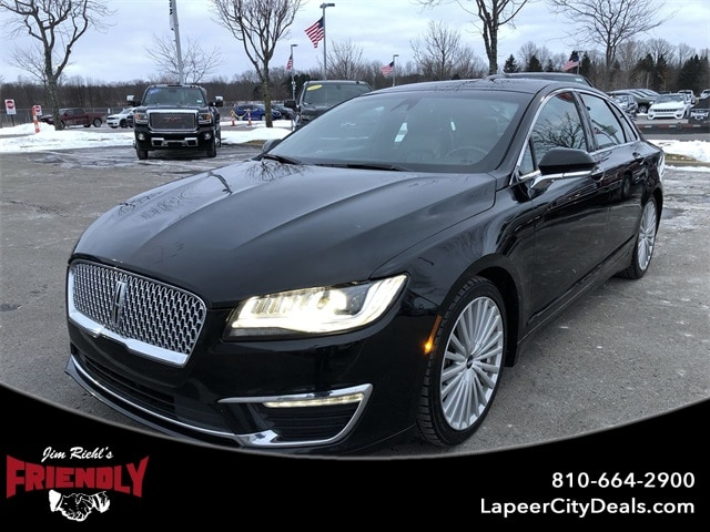 Used Lincoln Mkz Lapeer Mi