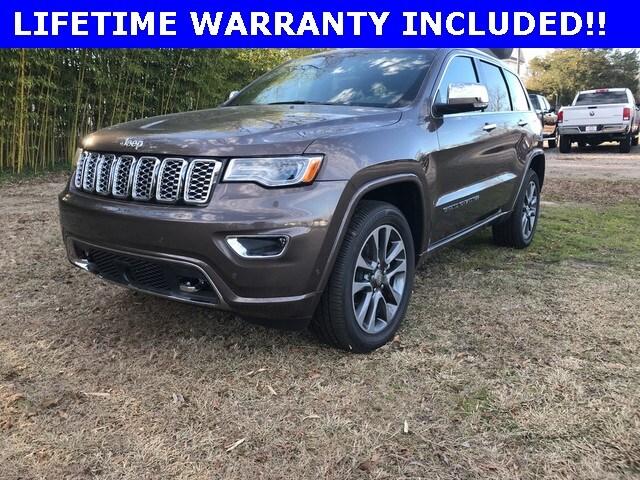 2017 Jeep Grand Cherokee OVERLAND 4X4 Sport Utility