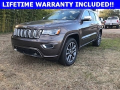 2017 Jeep Grand Cherokee OVERLAND 4X4 Sport Utility