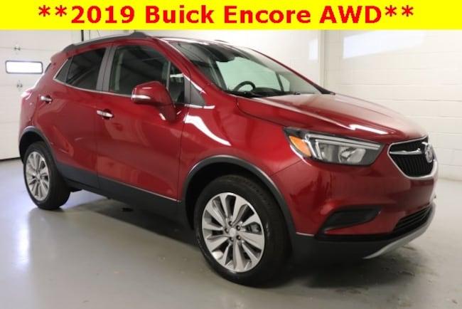 2019 Buick Encore Preferred SUV