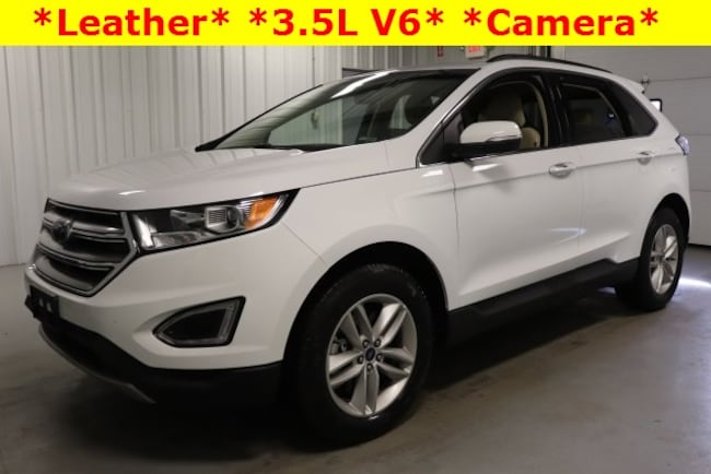 Used 2018 Ford Edge SEL SUV For Sale Hicksville, OH