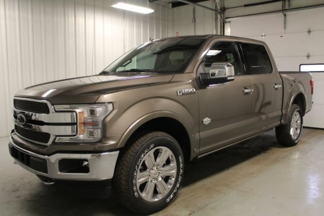 New 2019 Ford F-150 King Ranch Truck For Sale/Lease Hicksville Ohio
