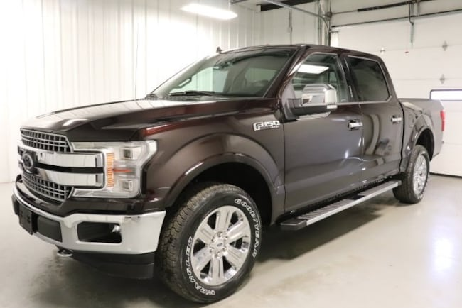 New 2019 Ford F-150 Lariat Truck For Sale/Lease Hicksville Ohio