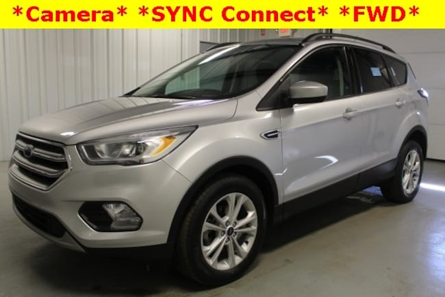 Used 2017 Ford Escape SE SUV For Sale Hicksville, OH