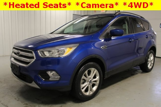 Used 2018 Ford Escape SE SUV For Sale Hicksville, OH