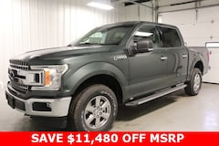 New 2018 Ford F-150 Truck Hicksville Ohio