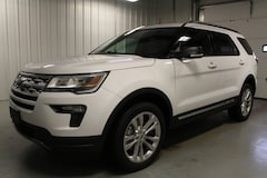 New 2019 Ford Explorer SUV Hicksville Ohio