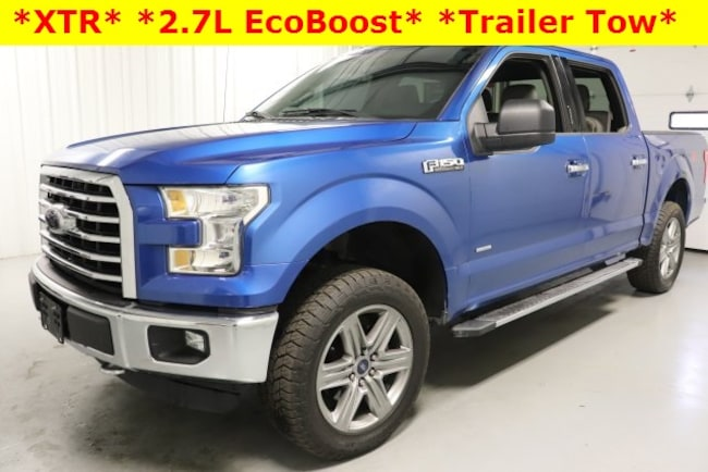 Used 2016 Ford F-150 XLT Truck For Sale Hicksville, OH