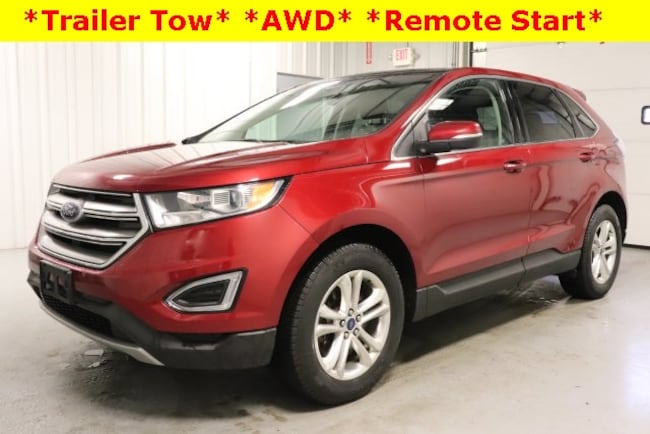 Used 2015 Ford Edge SEL SUV For Sale Hicksville, OH