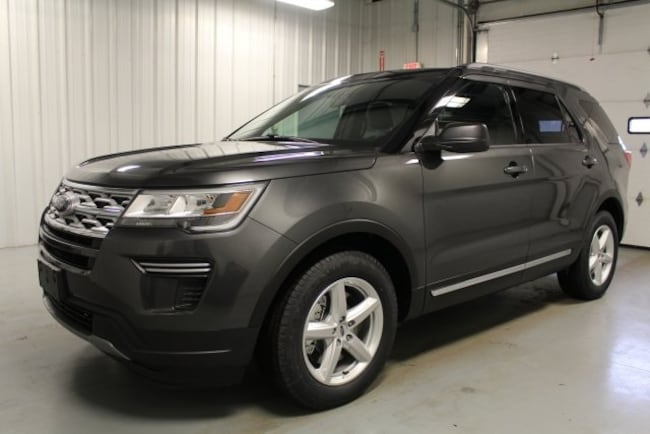 New 2019 Ford Explorer XLT SUV For Sale/Lease Hicksville Ohio