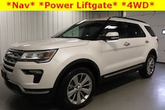 Used 2019 Ford Explorer SUV Hicksville Ohio