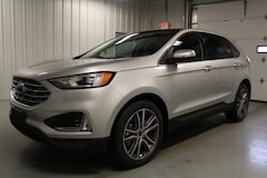 New 2019 Ford Edge SUV Hicksville Ohio
