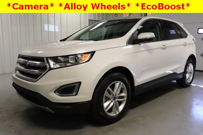 Used 2017 Ford Edge SEL SUV For Sale Hicksville, OH