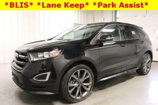 Used 2016 Ford Edge Sport SUV For Sale Hicksville, OH