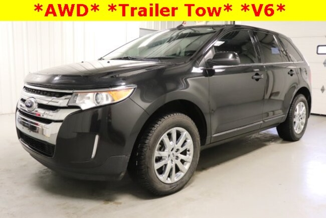 Used 2014 Ford Edge Limited SUV For Sale Hicksville, OH