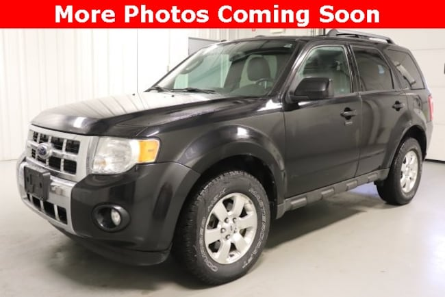 Used 2011 Ford Escape Limited SUV For Sale Hicksville, OH